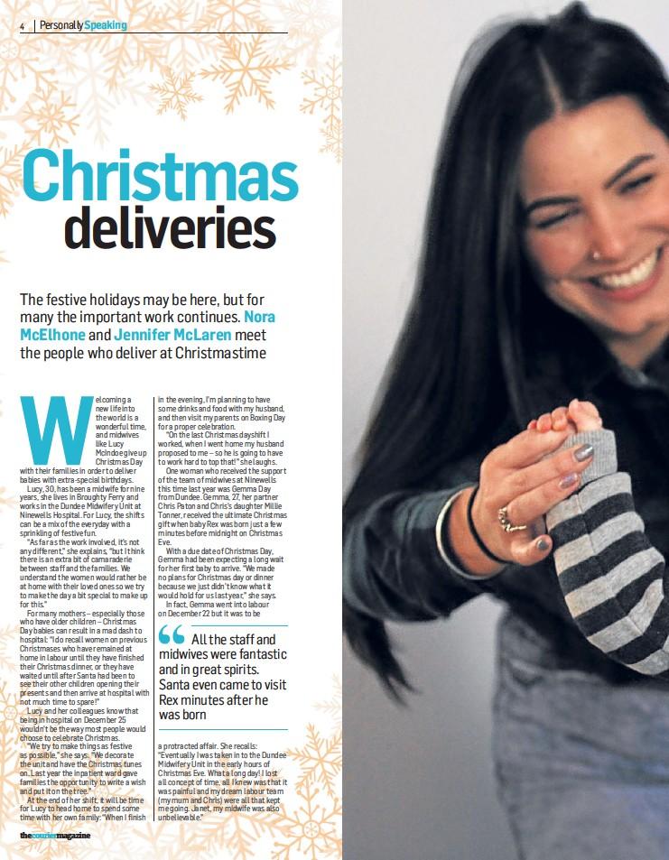 Delivering Christmas Pressreader