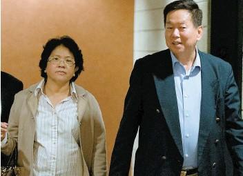 ??  ?? Les conjoints originaires du Cambodge, Leng Ky Lech et Sy Veng Chun, avaient été reconnus coupables d'avoir blanchi les millions du trafiquant de drogue Daniel Muir.