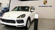 ??  ?? La marca Porsche engalanó el Puerta de Oro.