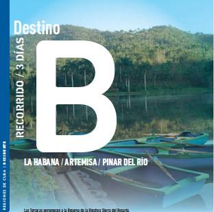 ??  ?? Las Terrazas pertenecen a la Reserva de la Biosfera Sierra del Rosario.