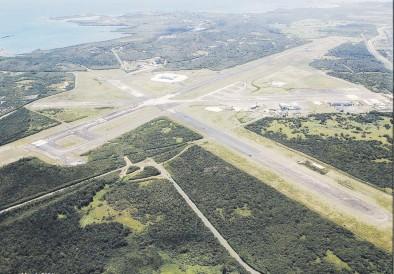 ??  ?? Según Joel Pizá, en la eventualidad de que se utilice como puerto espacial, es posible que el aeropuerto de Ceiba pueda seguir recibiendo vuelos desde las islas municipio.