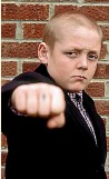 ??  ?? This is England
