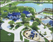 ??  ?? Homes in the awardwinning community of Mustang Lakes in Prosper will be priced from $300,000 to $2 million.