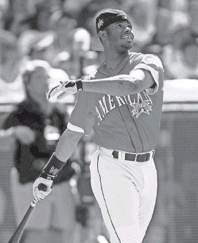 ?? H. DARR BEISER/USA TODAY ?? Ken Griffey Jr. was once the face of MLB. Now he looks to help grow the game, particularly on improving diversity at the amateur levels.