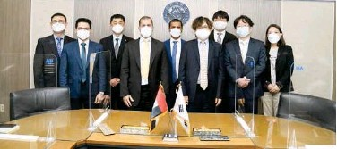 ??  ?? ↑ The MOU reinforces the continuous collaboration between the UAE and the Republic of Korea in the R&D fields.