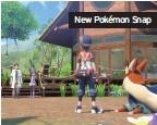 ??  ?? New Pokémon Snap