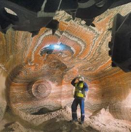 ?? / ЕВРОХИМ ?? Один из калийных рудников «Еврохима»