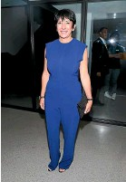 ?? GETTY IMAGES ?? A woman who claims to have been Jeffrey Epstein's teenage ''sex slave'', sued Ghislaine Maxwell, pictured, a British socialite and the billionaire's former girlfriend, for defamation. The case was settled on the eve of the trial but now the paperwork is about to be made public.
