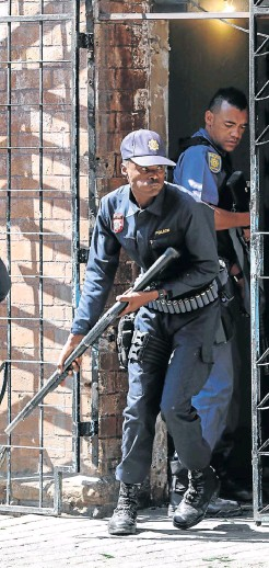 ?? Picture: Simphiwe Nkwali ??
