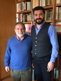 ??  ?? Kudsi Erguner & Mehmet Şerif Sağıroğlu - Paris