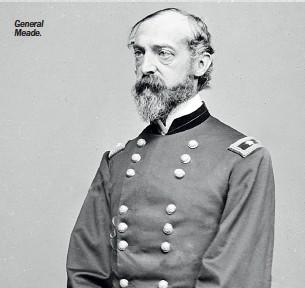 ??  ?? General Meade.