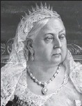 ??  ?? The stern Victoria was a bossy, prying — even doting — mother with her first-born daughter, Victoria the Princess Royal.