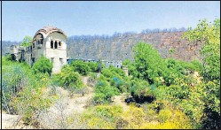 ?? HT PHOTO ?? The Ramgarh Vishdhari sanctuary is spread across 1,071 sq km, of which 302 sq km will be made critical tiger habitat of the tiger reserve and the rest, into a buffer zone, officials said.