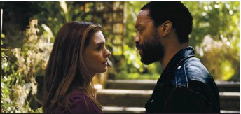 """?? HBO MAX ?? Anne Hathaway and Chiwetel Ejiofor star in Doug Liman's timely film """"Locked Down."""""""