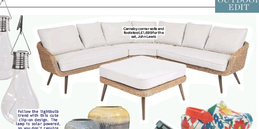 PressReader - Living Etc: 2016-07-01 - THE SHOP­PING EDIT