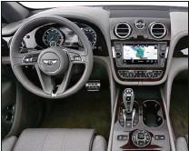 ??  ?? Le W12 TSI développe une puissance de 608 ch. Qualité des matériaux et finition exemplaire : bienvenue dans le monde du luxe !