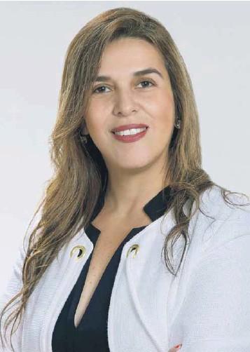 ??  ?? Wendy Quesada, directora de operaciones de Sykes Sudamérica.