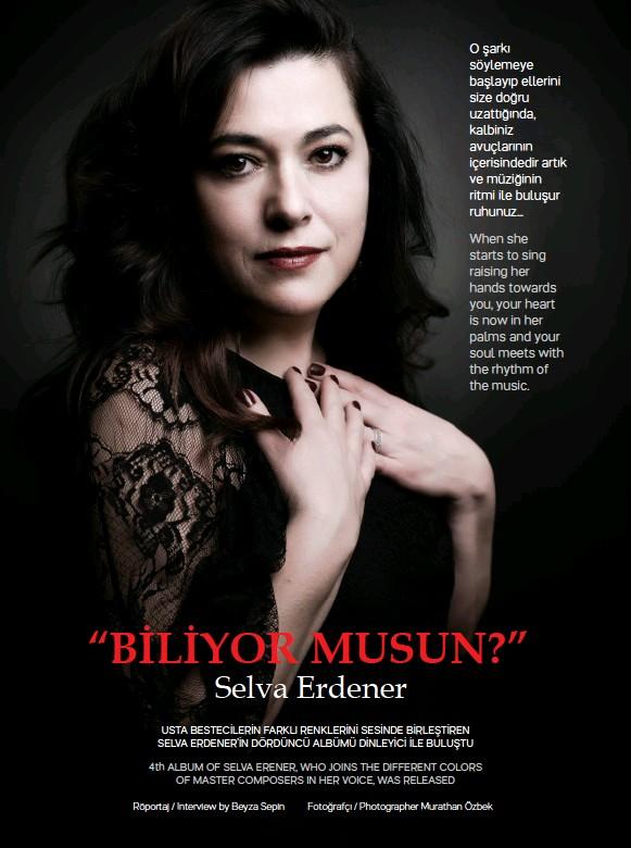 ??  ?? Röportaj / Interview by Beyza Sepin Fotoğrafçı / Photographer Murathan Özbek