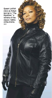"?? CBS ?? Queen Latifah stars as Robyn McCall in ""The Equalizer,"" a remake of the classic 1980s crime drama."