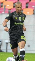 ??  ?? Fagrie Lakay got Cape Town City off to a good start by scoring their first goal in the 35th minute.