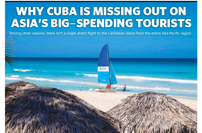 PressReader - Muscat Daily: 2018-09-12 - Why Cuba is missing