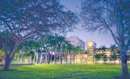 ??  ?? La Universidad de Miami fue fundada en 1925.