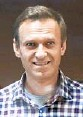 ?? ALEXANDER ZEMLIANICHENKO/AP ?? Alexei Navalny has been on a hunger strike for more than three weeks.
