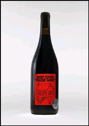 ??  ?? Shop Cuvée 'House Wine' (Gamay, 2019), above, £16/750ml; shopcuvee.com