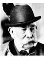 ??  ?? Brachte Touristen nicht nur nach Ischl: Franz Joseph I.