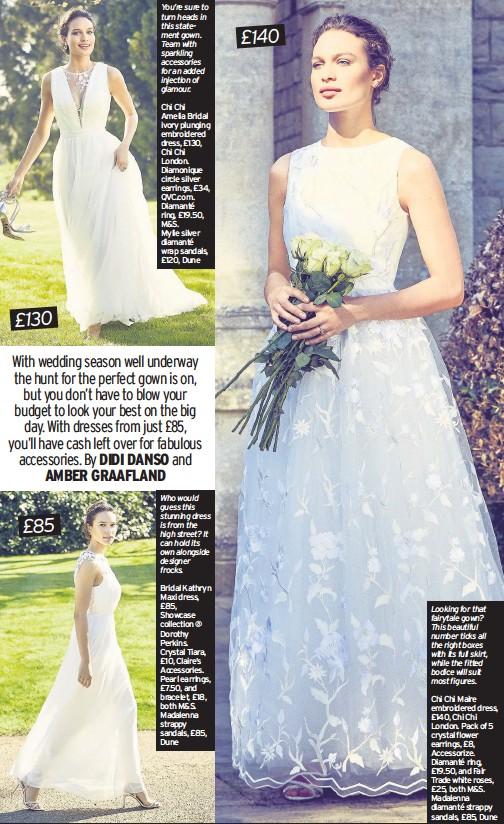 90892f85ae0 PressReader - Western Mail  2018-05-08 - WEDDING BELLES