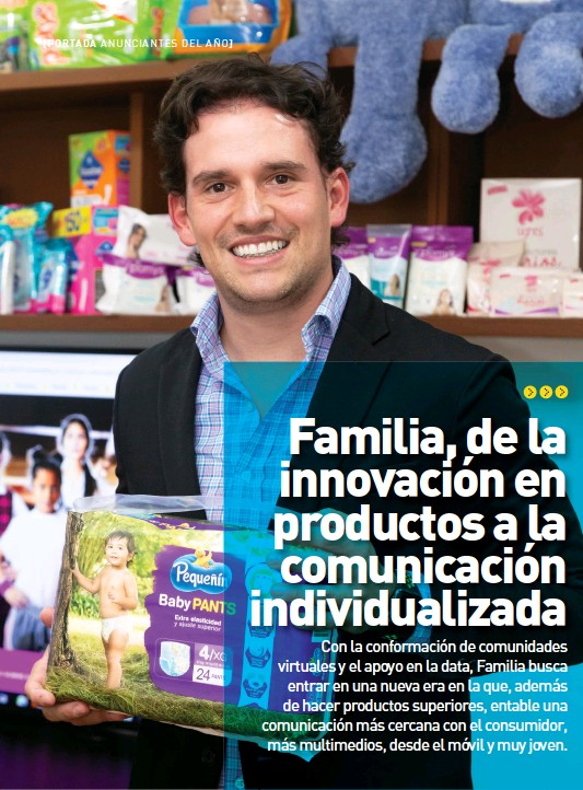 ??  ?? Lucas López Lince, gerente corporativo de mercadeo del Grupo Familia.