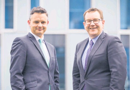 ?? Photo / Jason Oxenham ?? James Shaw and Grant Robertson ( pictured in 2017) have left themselves plenty of wriggle room for any post- election negotiations.