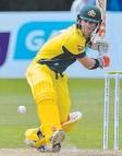 ??  ?? LOCKED IN: David Warner is now Test vice-captain.