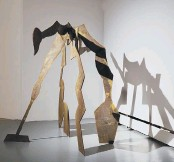 ??  ?? ARTWORKS: left to right: In the Balance, The Many-Limbed Machine of My Ancestral Makers and After Emma Dipper. courtesy YSI, photography Jonty Wilde.