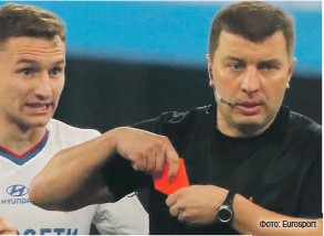 ??  ?? Принимать смелые решения Михаил Вилков (справа) не стесняется.