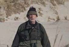 ?? © rr ?? Hans Dorrestijn trekt zich terug op een Waddeneiland.