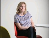 ??  ?? Tracy Black says firms 'shouldn't be scared' of flexible working
