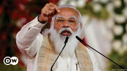 ??  ?? Modi's adversaries have been heavily targeted, according to the allegations