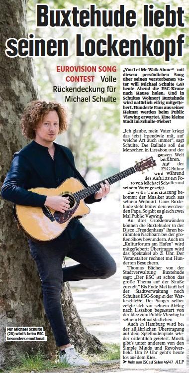 Pressreader Hamburger Morgenpost 2018 05 12 Buxtehude Liebt