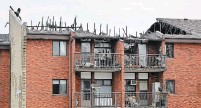 ?? JOHN RENNISON THE HAMILTON SPECTATOR FILE PHOTO ?? The Office of the Fire Marshal said Wednesday the fire is not believed to be suspicious.