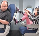?? MEDIAPRODUCTION VIA GETTY IMAGES ?? Online passenger shaming isn't having the desired effect. Should we be shaming the airlines for squeezing us into ever-tighter spaces?