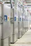 ?? CORTESÍA ?? Vacuna. Así lucen los refrigeradores de vacunas de Pfizer.