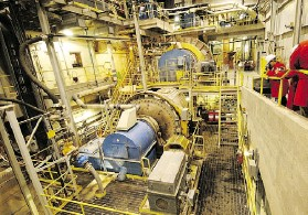 ?? PETER WILSON/ STAR PHOENIX/ FILE ?? Cameco has upped spending on Areva's McClean Lake mill in northern Saskatchewan, which will handle output from the Cigar Lake mine.
