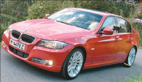 ??  ?? The 2010 BMW 335d is as efficient as it is rewarding to drive, making it a winning combination.