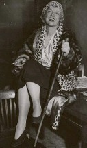 ?? New York Daily News Archive via Getty Images ?? Mary Louise Cecilia Guinan, better known as Texas Guinan to her friends, was a big part of New York's nightlife during the Prohibition era.