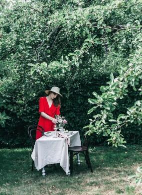 ??  ?? FØLG MED i Camilla Drosts magiske univers på Instagram (@atelier_ea) eller på hendes blog af samme navn.