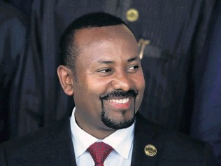 ?? PHOTO: REUTERS ?? Ethiopia's Prime Minister Abiy Ahmed is considered inflexible and confrontational.