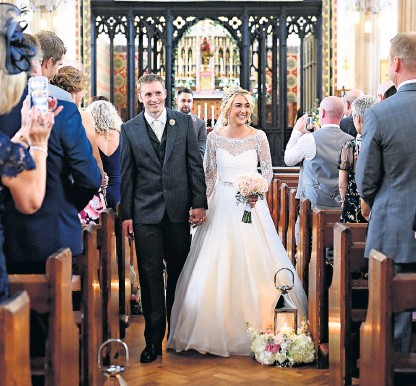 Clockwise From Main Picture A Newly Wed Laura Trott And Jason Kenny In Posted By Her New Husband With The Words Good Morning Mrs