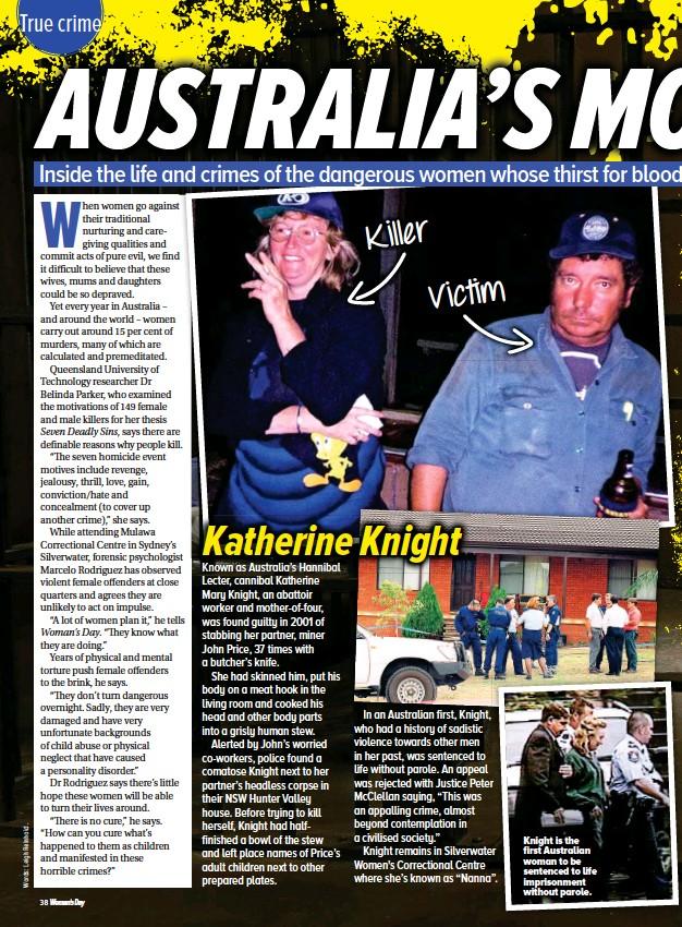 Katherine knight australia