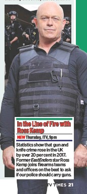 PressReader - TV Times  2019-02-23 - In the Line of Fire with Ross Kemp 07fe7c44d